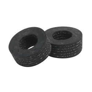 13/16-in Dia. Rubber Mueller Laminated Stem Packing Washer/Gasket (2-Pack)