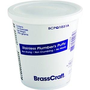 BrassCraft 14 Ounce Plumbers Putty