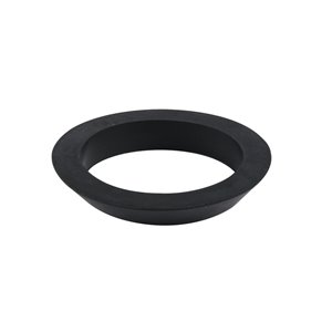 3-1/8-in Dia. Rubber Beveled Overflow Gasket/ Washer