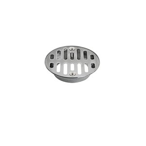 2-in Dia. IPS Chrome plated Shower Stall Drain