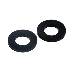 3/4-in Dia. Rubber Flat Shower Hose Washers (2-Pack)