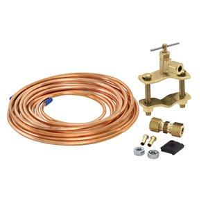 1/4-in Dia x 15-ft 200-PSI PVC Threaded Ice Maker Installation Kit