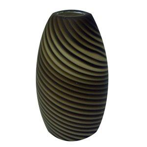 Portfolio 4 3/4-in Dark Chocolate Mini Pendant Shade