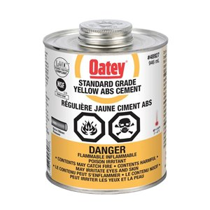 Oatey 32-fl oz ABS cement