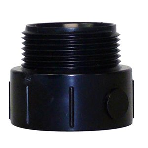 1-1/2-in x 1-1/4-in Dia. ABS Male Trap Adapter Fitting