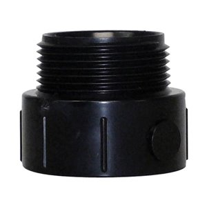 1-1/4-in Dia. ABS Adapter Fitting