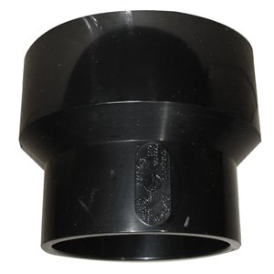 3-in x 4-in Dia. ABS Coupling Fitting