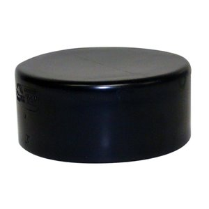 3-in Dia. ABS Cap Fitting