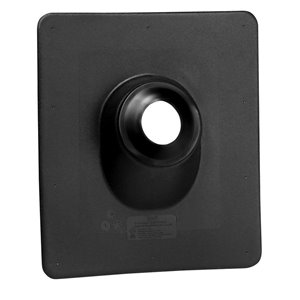 3-in to 4-in Thermoplastic 14-in x 16-in No-Calk Roof Flashing