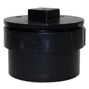 Canplas ABS Cleanout Adapter Fitting