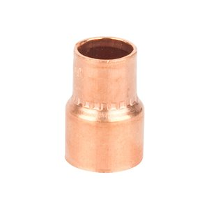 3/8-in x 1/4-in Dia. Copper Solder Reducing Coupling
