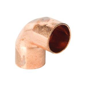 1/2-in Dia. 90-Degree Copper Solder Close Radius Elbow (10-Pack)