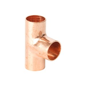Bow 1/2-in Copper Tee (10-Pack)