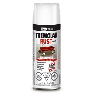 Rust-Oleum 340g Gloss White Rust Spray Paint