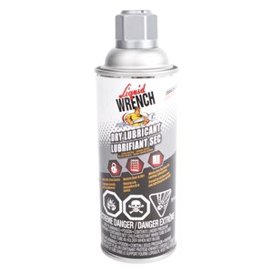 GUNK Dry Lube with PTFE