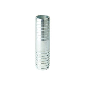 1-in Dia. Galvanized Steel Insert Coupling Fitting