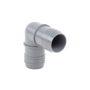 1-1/2-in Dia. 90-Dregree Poly Elbow Fitting