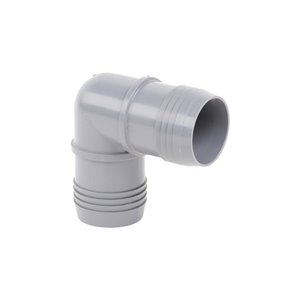 2-in Dia. 90-Degree Poly Insert Elbow Fitting
