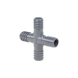 1-in Dia. Poly Insert Cross Fitting