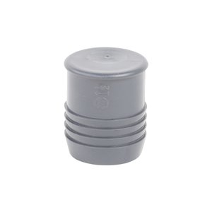 1-1/2-in Dia. Insert Poly Plug Fitting