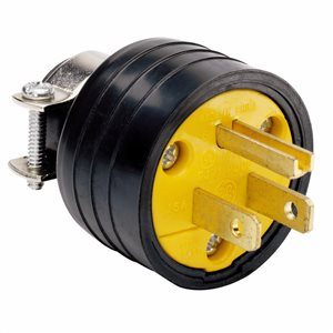 Pass & Seymour/Legrand 3-Wire Plug