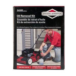 Briggs & Stratton Walk-Behind Mower Oil Removal Kit