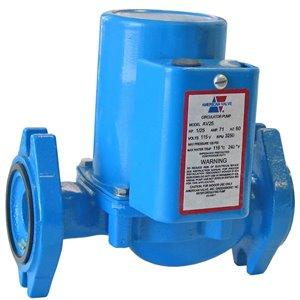 AMERICAN VALVE 1/25 HP Circulator Pump