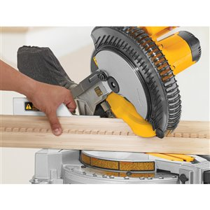 DEWALT 10-in Single Bevel Compound Miter Saw