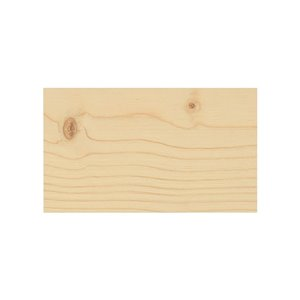 1-in x 8-in x 8-ft White Pine Unfinished S4S