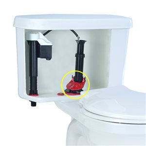 2-in Dia. Korky Toilet Flush Valve Seal