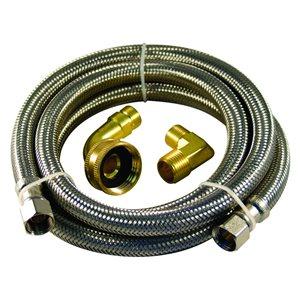 Aqua-Dynamic Aqua-Dynamic 72 in Dishwasher Water Supply Line Connection Kit