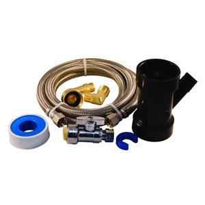 Aqua-Dynamic Aqua-Dynamic 72 in Dishwasher Universal Installation Kit