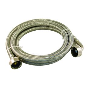 Aqua-Dynamic Aqua-Dynamic 60 in Flex Connector for Washing Machine with Elbow