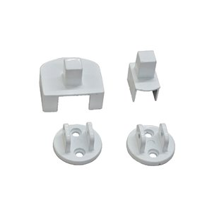 Regal Universal Angle Bracket - White
