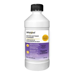 Whirlpool Water Softening Cleanser Formula