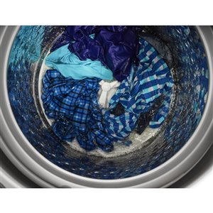 Maytag High-Efficiency Top-Load Washer (White)