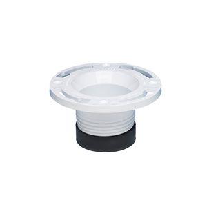 Oatey 3 In. PVC Twist-N-Set Closet Flange