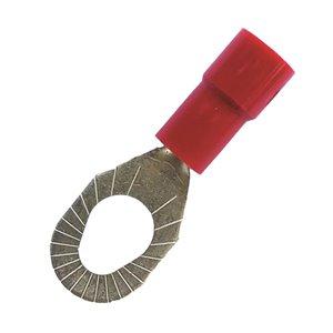 Marr Ring Terminal Red 6-8-10 PKG/9
