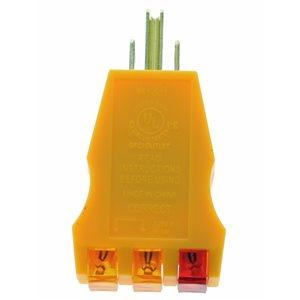 IDEAL Analog Voltage Detector Meter