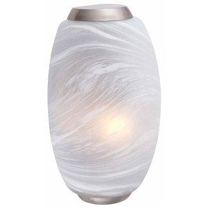 Bel Air Lighting Nickel Pocket Wall Sconce