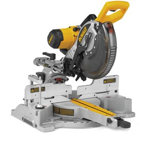 DEWALT 10-in Dual Bevel Sliding Compound Miter Saw
