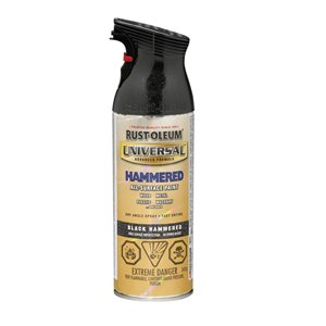 Universal 340g Hammered All-Surface Spray Paint