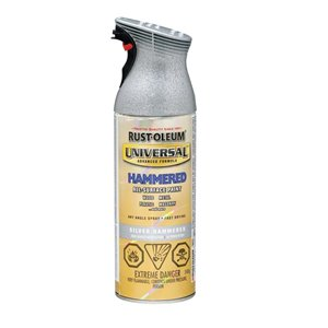 Rust-Oleum Universal 340g Hammered All-Surface Spray Paint