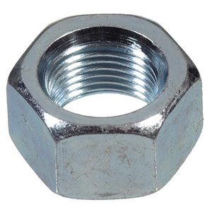 Hillman 12mm-1.25 Zinc Plated Metric Hex Nuts