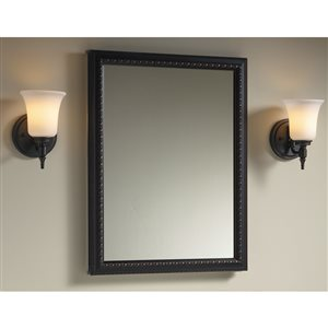 KOHLER 20-in x 26-in Rectangle Surface/Recessed Medicine Cabinet with Mirror
