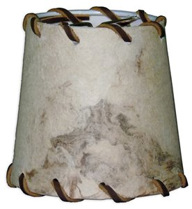 Canadian Antler Designs Canadian Antler Designs 4.5-in Brown Parchment Shade