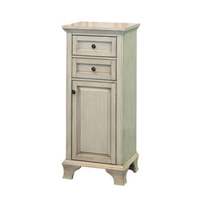 Foremost Corsicana 19-in Antique Gray Floor Cabinet