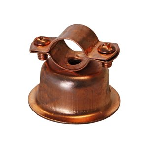 3/4-in Dia. Copper-Plated Bell Hanger