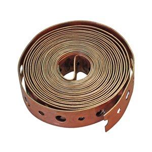 10-ft Roll Copper Hanger Tape