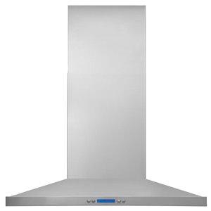 Electrolux 30-in 600 CFM Wall-Mounted Range Hood (Stainless Steel)